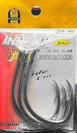 インターフック MO40 インサイドカット(3本入り) 錫