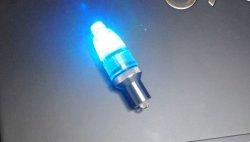 画像2: (クラス最大光量!)オリジナル水中ライト・強力LED・青緑(ブルーグリーン)限定品!!