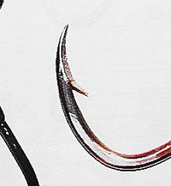画像4: インターフック GT28 インサイドカット(5本入り) 錫
