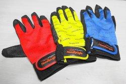 画像1: 釣り用手袋 ノンスリップライトLLサイズ 各色